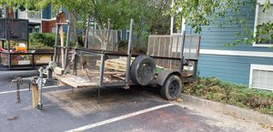 Trailer 6.5 × 10 for Sale in Roswell, GA