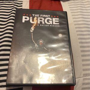 The First Purge for Sale in Appomattox, VA