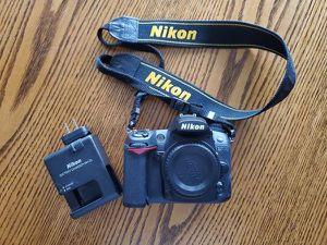 Nikon D7000 DSLR Digital Camera $375 obo for Sale in Chehalis, WA