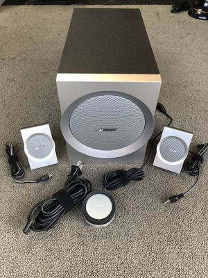 BOSE SPEAKERS IN EXCELLENT CONDITION! for Sale in Los Angeles, CA