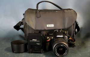 Nikon D3200 video camera for Sale in Galloway, OH