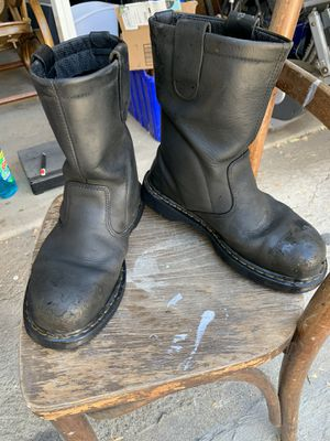 Dr. Martens(Wellington 2295)(steel toe)(size 10) for Sale in Anaheim, CA