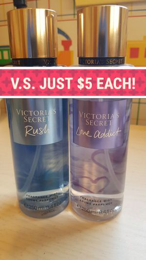 Victoria's Secret body mist sprays! New for Sale in Oak Park, MI