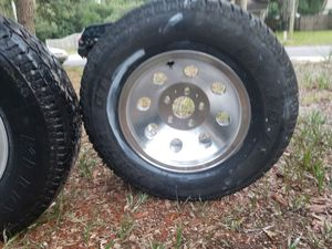 4 15X7 Wheels for Sale in Mary Esther, FL