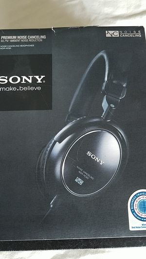 Sony MDR-NC60 Noise Canceling Headphone for Sale in El Dorado Hills, CA