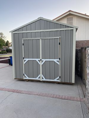 Storage Shed for Sale in El Paso, TX
