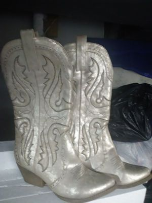 Cow boy boots 7 1/2 for Sale in Louisville, KY