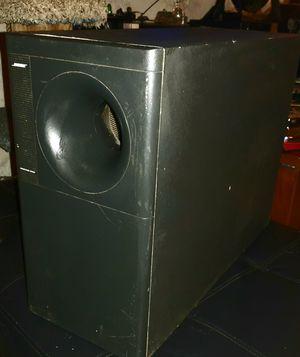 Bose surround sound Subwoofer for Sale in Auburn, WA