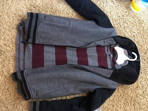 Tony Hawk Sherpa Jacket and Vans T-Shirt for Sale in Moreno Valley, CA