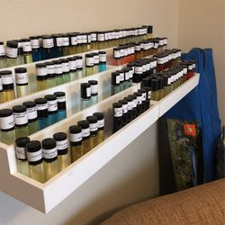 Whole Rack Of Fragrance Body Oils for Sale in Austin,  TX