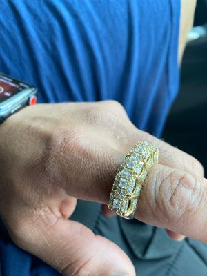 For sale gold ring for Sale in Hamden, CT