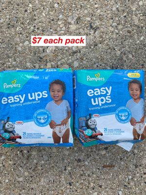 Pampers 2t-3t for Sale in Park Ridge, IL