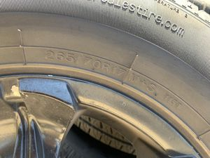 Tires and rims for Sale in Odessa, TX