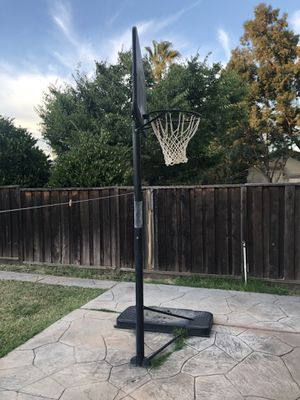 Big basketball 🏀 hoop for Sale in Stockton, CA