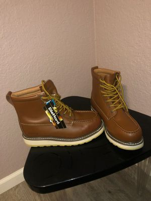 Die hard work boots (only one pair) for Sale in Sacramento, CA