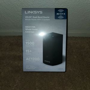 New Linksys Velop Dual Band Router for Sale in Ripon, CA