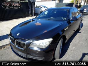 2012 BMW 7-Series for Sale in Los Angeles, CA