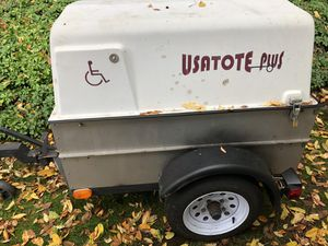 Scooter/ chair trailer for Sale in Akron, OH