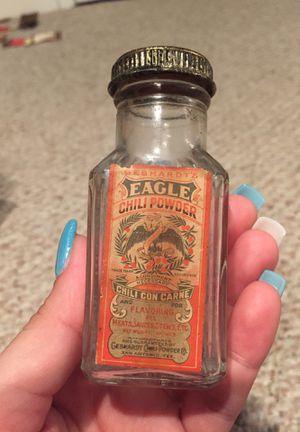 Antique Eagle Chilli Powder Bottle for Sale in Boca Raton, FL