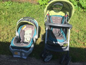 Marching Graco stroller and car seat for Sale in Dallas, GA