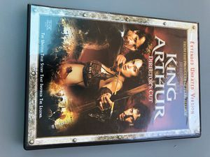 King Arthur on DVD for Sale in Houston, TX