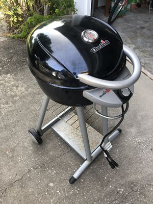 Char-Broil Patio Bistro Electric Grill for Sale in BELLEAIR BLF, FL