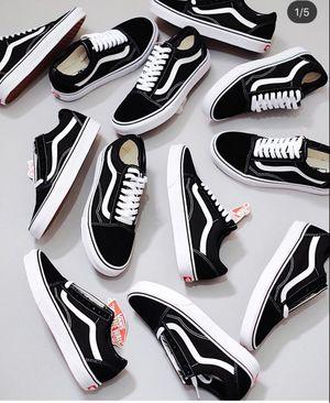 Vans shoes for Sale in Garden Grove, CA