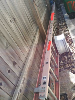 Extension ladder for Sale in San Antonio, TX