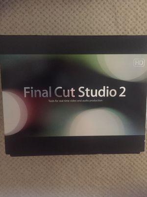 Apple Final Cut Studio for Sale in Carlsbad, CA