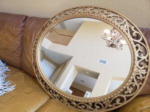 Oval Wall Mirror for Sale in Las Vegas, NV