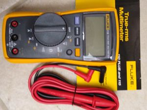 FLUKE True-rms Multimeter... 110 plus and 115 for Sale in Bakersfield, CA