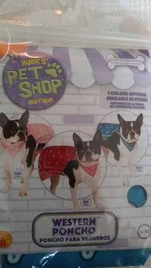 Dog Poncho for Sale in St. Louis, MO
