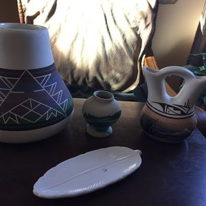 Navajo Pottery for Sale in Hopkinton, RI
