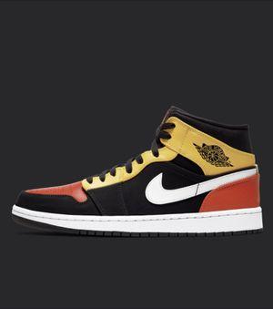 Jordan 1 red yellow black size 11 NIB for Sale in Bonney Lake, WA