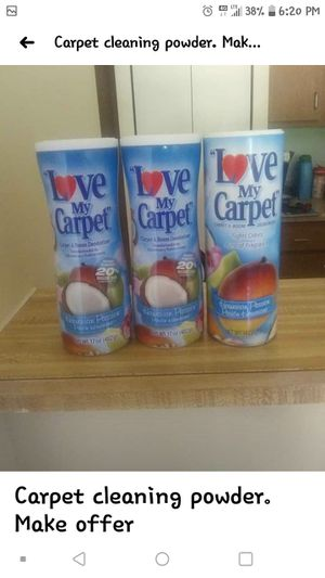 Carpet cleaner for Sale in Canton, IL