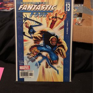 Marvel Untlimate Fantastic Four Issue 13 for Sale in Mount Prospect, IL