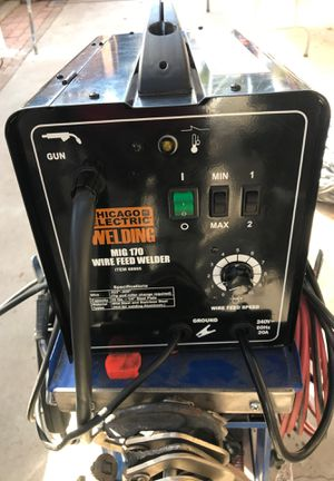 Welder only new condition 220v for Sale in Modesto, CA