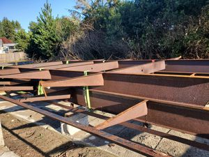 Steel Trailer frame for Sale in Ocean Shores, WA