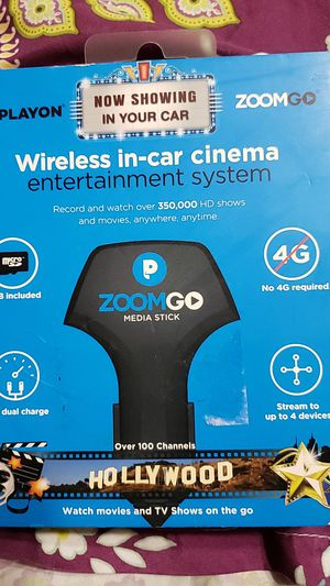 Wireless in car cinema entertainment system for Sale in Miami Gardens, FL