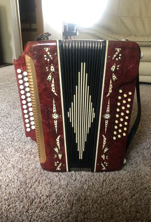 Russian accordion for Sale in Federal Way, WA