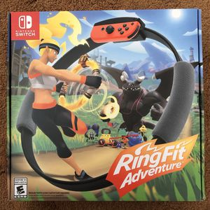 Ring Fit Adventure Brand New - IN HAND!! for Sale in La Puente, CA