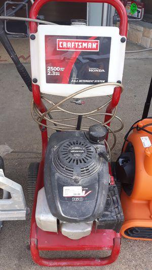 Pressure washer CRAFTSMAN for Sale in Dallas, TX