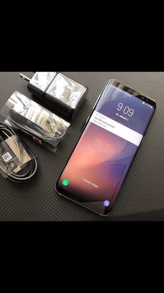 Samsung Galaxy s8 :Excellent Condition ,Factory Unlocked.