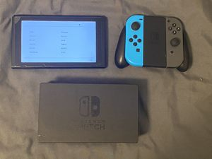Nintendo Switch W/ 2 games and more for Sale in Los Angeles, CA