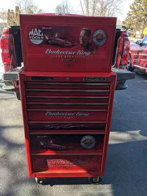 Kenny Bernstein's Forever Red Tour Mac Tools for Sale in Rochester, NY