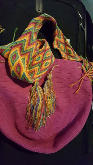Colombian hand made bag for Sale in Hyattsville, MD