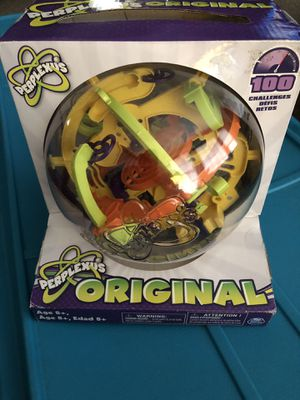 Perplexus original game puzzle new toy for Sale in Cartersville, GA