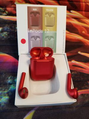 Bluetooth/rechargeable/earpiece/ Headphones/earbuds/headset Bz9 for Sale in Moreno Valley, CA