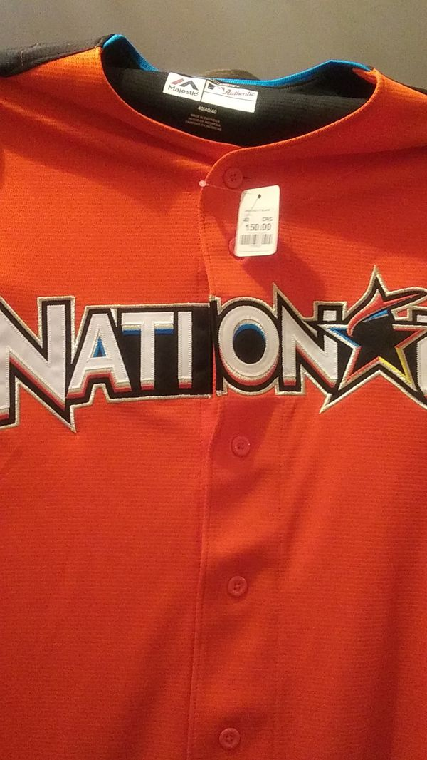All star shirt nationals size 40