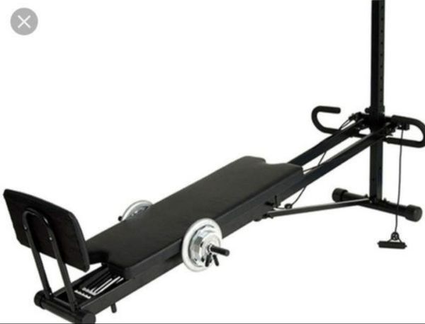 VigorFit total Home Gym. Like New, it was Bought and hardly used. PRICE IS NOT NEGOTIABLE.